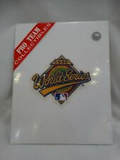 1996 WORLD SERIES BASEBALL MLB PATCH