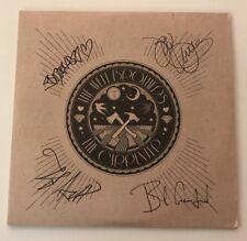 The Avett Brothers Signed X4 The Carpenter Vinyl LP JSA LOA # Z04116 Autographed