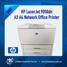 HP LaserJet 9050DN 50ppm Mono A3 Network Duplex Heavy Duty Printer 6-month wty