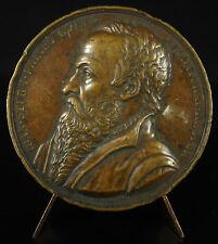 Medaill Jean ioan Johannes Sturm Sturmius protestant Gymanse Humanisme medal