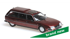 MINICHAMPS MAXICHAMPS 940111410 - CITROEN CX BREAK – 1982 – RED METALLIC 1/43