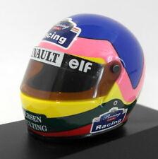Minichamps 1/8 Scale diecast 380 9600096 Bell Helmet Jacques Villeneuve 1996
