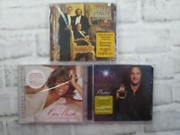 Lot of 3 Christmas Music CD  Kenny G  The Three Tenors Whitney Houston NEW