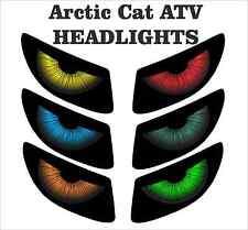 ARCTIC CAT headlight decal ATV UTV PROWLER MUD PRO 1000 700 650 550 XTX XTZ eye