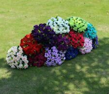 Artificial Flower Rose Bouquet Simulation Wedding Party Decoration Silk Material