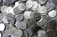 Lot 100 pièces monnaies 1 un franc Semeuse Roty cupro nickel
