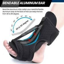 Plantar Fasciitis Night Splint Foot Drop Orthotic Brace Adjustable Achilles