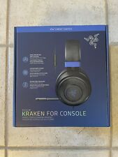 Razer Kraken For Console Gaming Headset (PS4 / PS5 / Xbox / Switch) New/Sealed