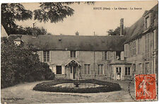 CPA 60 - RIEUX (Oise) - Le Château. La Source - Ed. Vandenhove