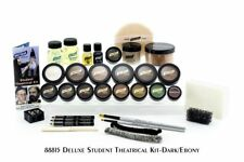 Graftobian Deluxe Student Theatrical Make-Up Kit Dark