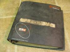 GM Terex S TS24 979 Scraper Service Manual