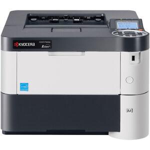 Kyocera Ecosys P3045dn 3045 A4 Mono Printer, Low Page Count Under 24k, WARRANTY!