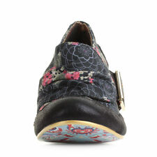 High (3 in. and Up) Synthetic Floral Casual Shoes for Women