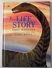 Life Story by Eric Maddern  illust Leo Duff  homeschool story evolution HB 1988