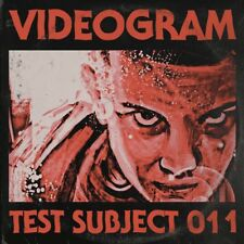 Videogram - Test Subject 011 (Stranger Things) 7 Inch Single SelectaVision New