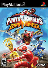 Power Rangers Dino Thunder PS2 New Playstation 2