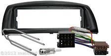 Radio diafragma para Fiat Punto tipo 188 Marco de instalación adaptador ISO set cable DIN