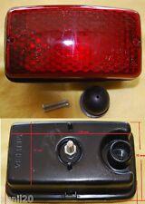 RENAULT R4 R6 11 16  FANALINO RETRONEBBIA UNIVERSAL REAR FOG LAMP