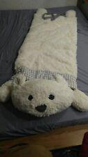 POTTERY BARN - kids polar bear sleeping bag