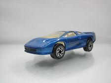 Diecast Matchbox Jaguar XJ220 1992 Blue Good Condition