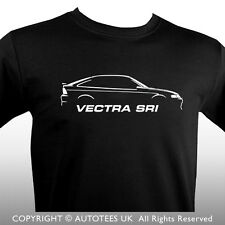 VAUXHALL VECTRA B SRI INSPIRED CLASSIC CAR T-SHIRT