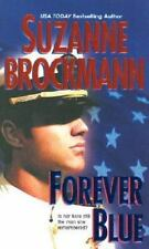 Forever Blue (Tall, Dark and Dangerous, Book 2) Suzanne Brockmann PB.