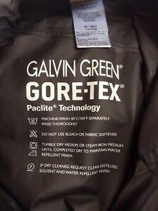 Ladies Galvin Green Waterproof Trousers Medium, Short.
