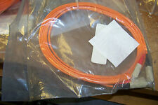 new quiktron q-tron 825-442-009 3 meter patch cable sc to sc