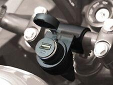 Presa Accendisigari USB Supporto Manubrio Moto Battery Controller BC 710-P12USB