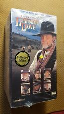 Return To Lonesome Dove 4 Tape Set Collector Edition NEW SEALED