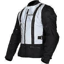 Weise Flare Reflective Vest Safety Motorcycle Walking Hi-Viz High Visibility