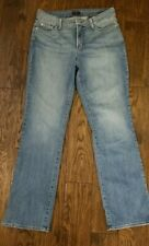 Not Your Daughter's Boot Cut Women's Jeans Size 10 Light Wash Denim