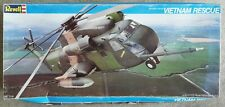 Rare Revell Sokorsky Hh-53C Vietnam Rescue Helicopter Model Kit New 1/48 Scale
