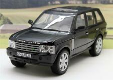 PERSONALISED PLATE Gift Black 1/24 RANGE ROVER Boys Toy Dad Model Present Boxed