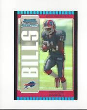 2005 Bowman Chrome Red Refractor #135 Roscoe Parrish Rookie Bills
