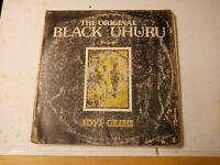 The Original Black Uhuru – Love Crisis Vinyl LP