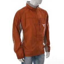 Columbia Mens Sportswear Lightweight Windbreaker Jacket Cream/Orange size XXL