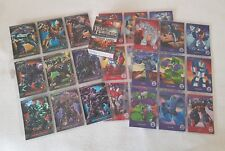 Breygent Transformers The Optimum Collection Trading Card Set
