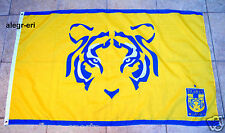 Tigres UANL Flag Banner 3x5 ft Monterrey Mexico Futbol Soccer Amarilla Bandera
