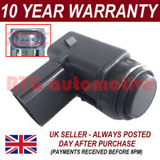 FOR AUDI Q7 BENTLEY SKODA OCTAVIA BLACK PDC PARKING DISTANCE REVERSE SENSOR