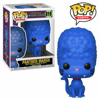 FUNKO POP THE SIMPSONS TREEHOUSE OF HORROR PANTHER MARGE 819 FIGURA VINILO