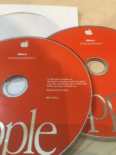 Apple Betriebssystem Mac OS 8 · für iMac · mit Software Restore