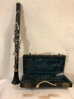 Clarinet Vito Vintage+vase.No MouthPiece.fair Condt'n.C12pixs4details.MAKE OFFER