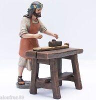 Edizioni Del Prado - IL PRESEPIO -Carpentiere con banco - BEL083