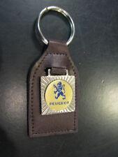 Key ring / sleutelhanger Peugeot (leather)