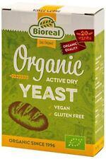 BIOREAL Organic Active Dry Yeast 5x9g gluten-free vegan (Pack of 8)