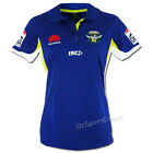 NRL Canberra Raiders Ladies Team Media Polo Shirt Size 8 **SALE PRICE**