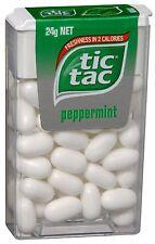 Tic Tac Peppermint