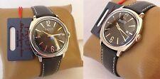 Orologio Pajot PJ0108 maitres horlogers suisse stile Retro con datario Nuovo