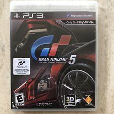 PS3 Gran Turismo 5. Games. Used.